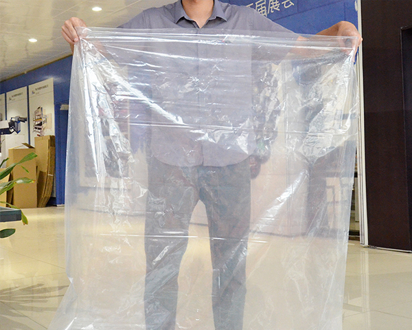All sizes plastic polythene bag
